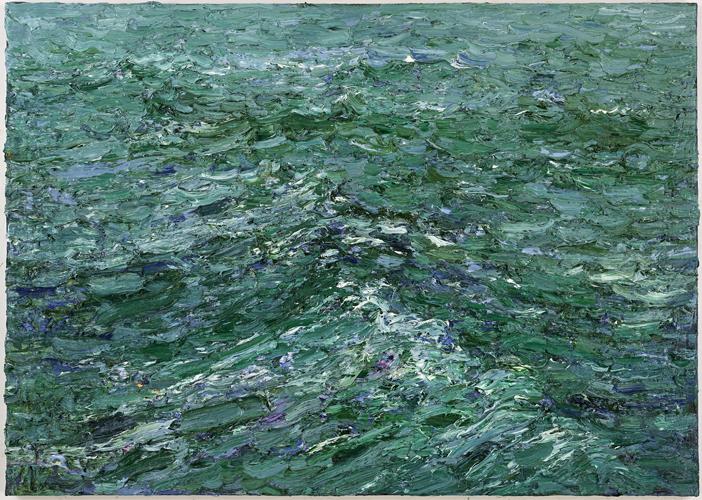 """""""Water is net zo niks als verf in een tube"""" - over schilderen en schrijven (1/2)"""