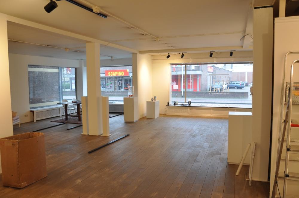 Het succes van onze crowdfundingactie - opening Galerie De 7e Hemel op 2e Paasdag. (2/2)