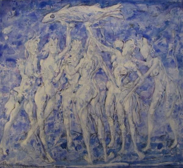Ben Haggerman: de-begrafenis-van-de-sardine-kleine-tekening_large-600x552