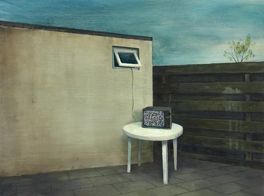 Kunstpraat 22,23.06.2013: Painterthijs – Thijs Jansen en het kleine leven (2/4)