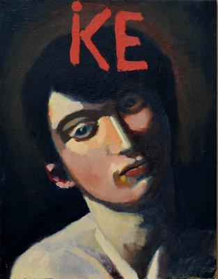 'Ice', 2012, 50 x 40 cm